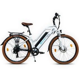 BXB85 E-Bike Weiß