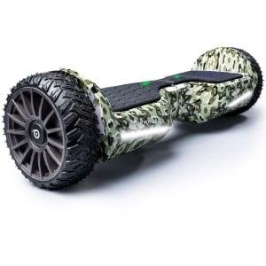 Hoverboard HX380 Green Camo