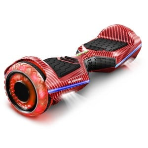 Hoverboard HX360 Red Carbon