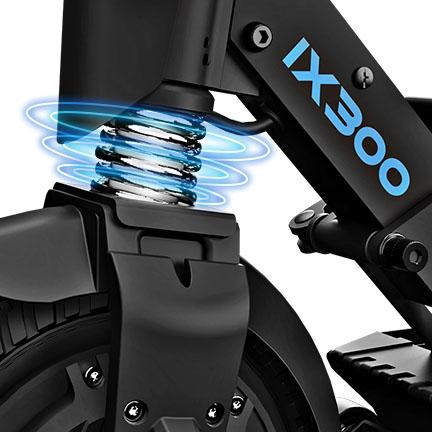 ix300 Attenuation
