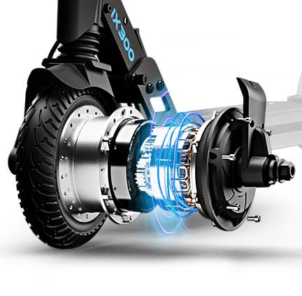 ix300 Motor
